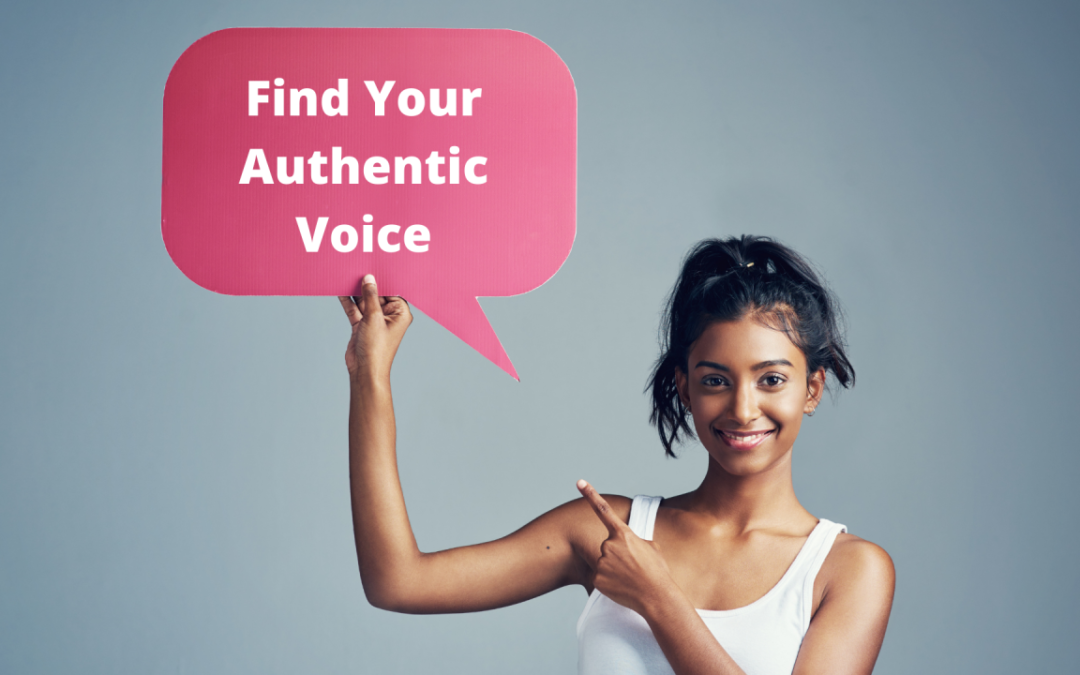 Find Your Authentic Voice in Just 4 Steps